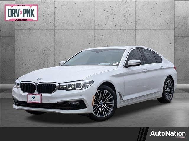 2018 BMW 5 Series 530i xDrive Sedan AWD