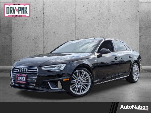 2019 Audi A4 2.0T quattro Premium Plus AWD