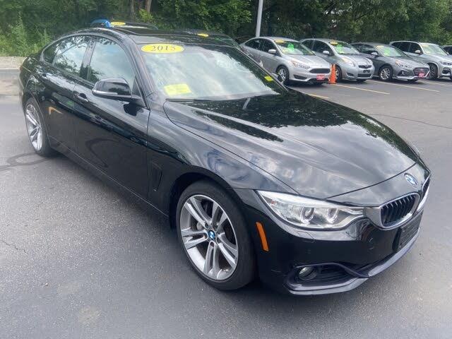 2015 BMW 4 Series 435i xDrive Gran Coupe AWD