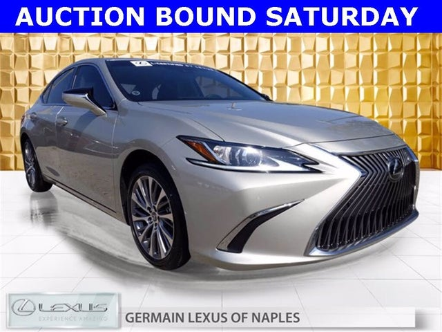 2020 Lexus ES 350 FWD