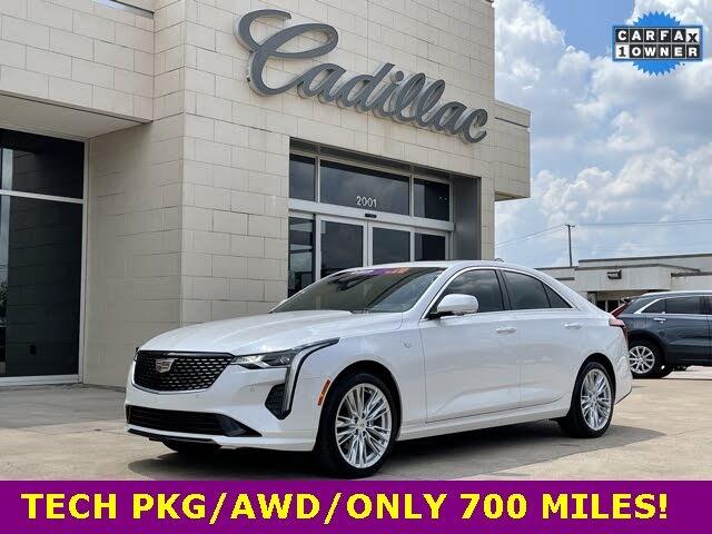 2020 Cadillac CT4 Premium Luxury AWD