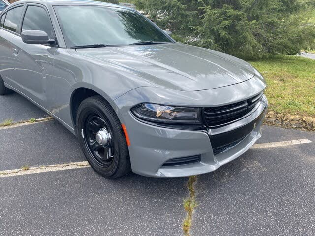 2019 Dodge Charger Police RWD