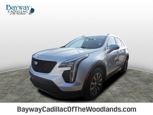 2020 Cadillac XT4 Sport FWD