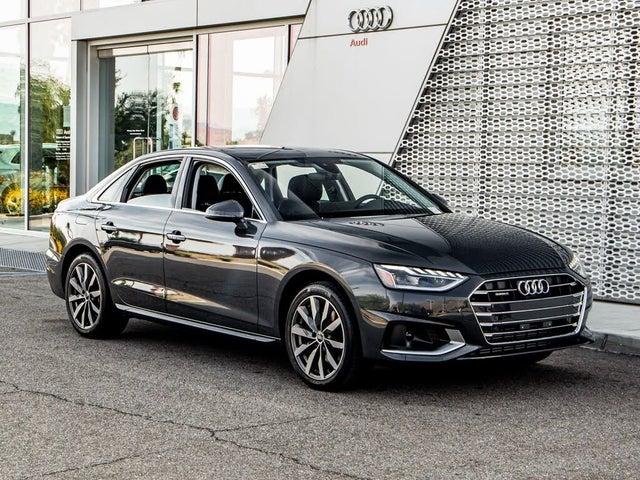 2021 Audi A4 2.0T quattro Premium Plus 40 TFSI AWD