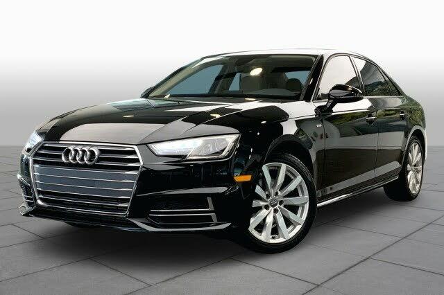 2018 Audi A4 2.0T ultra Premium FWD