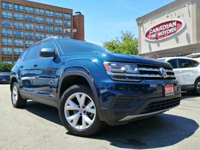 2018 Volkswagen Atlas 2.0T Trendline