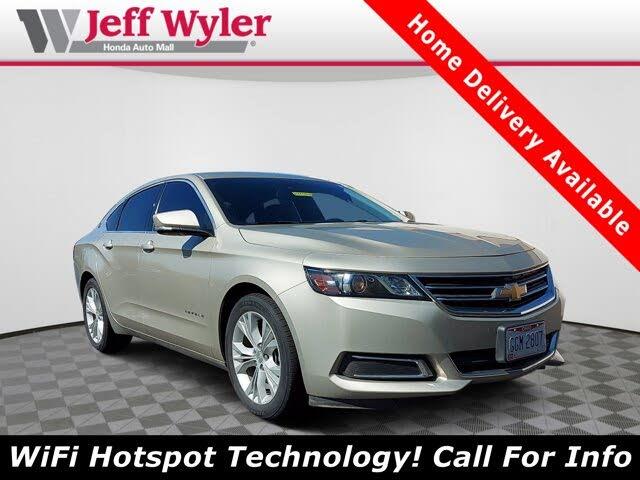 2015 Chevrolet Impala 2LT FWD