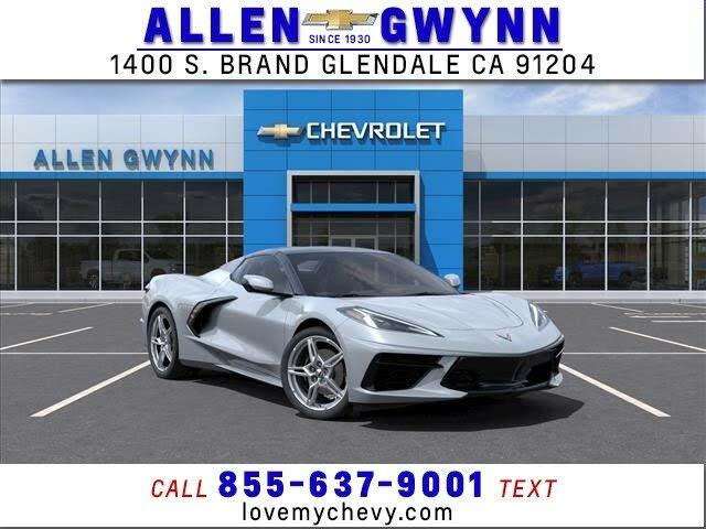 2021 Chevrolet Corvette Stingray 1LT Convertible RWD