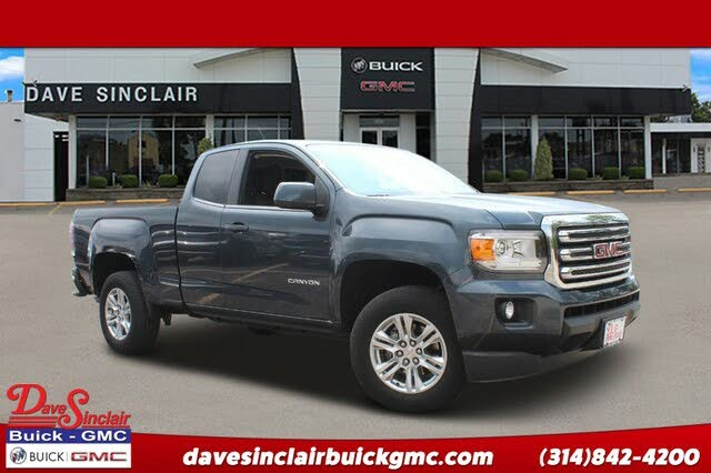 2020 GMC Canyon SLE Extended Cab RWD
