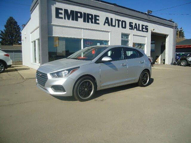 2019 Hyundai Accent Preferred Hatchback FWD
