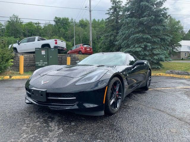 2019 Chevrolet Corvette Stingray 1LT Coupe RWD