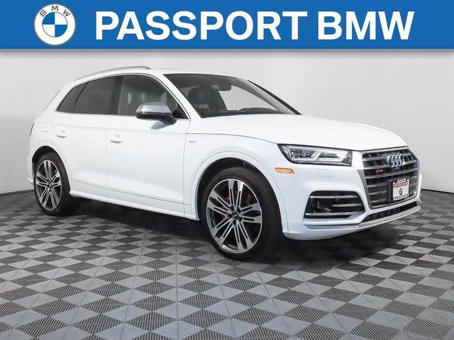 2018 Audi SQ5 3.0T quattro Prestige AWD