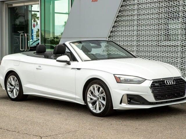 2021 Audi A5 2.0T quattro Premium Convertible AWD