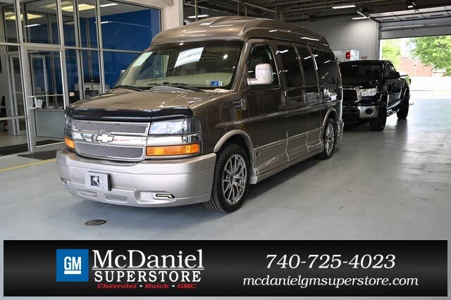 2013 Chevrolet Express Cargo 1500 AWD with Upfitter