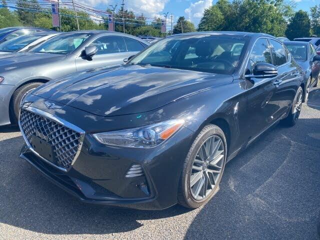 2019 Genesis G70 2.0T Advanced AWD
