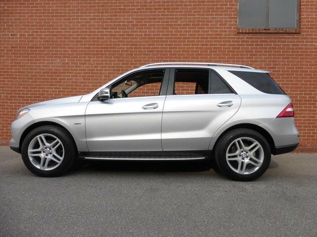 2012 Mercedes-Benz M-Class ML 350 BlueTEC 4MATIC