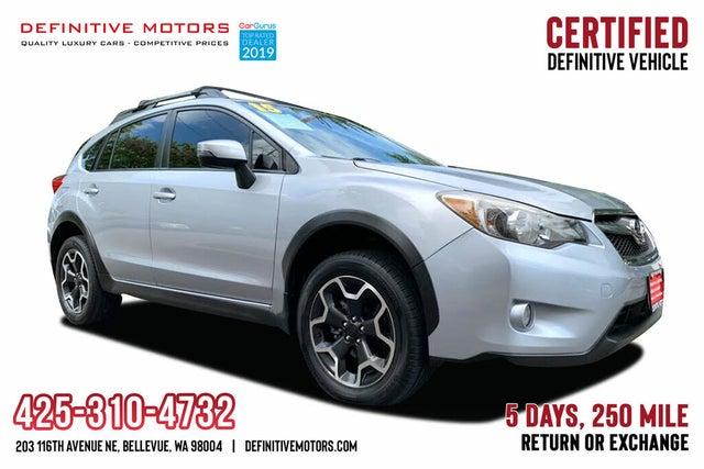 2015 Subaru XV Crosstrek Limited AWD