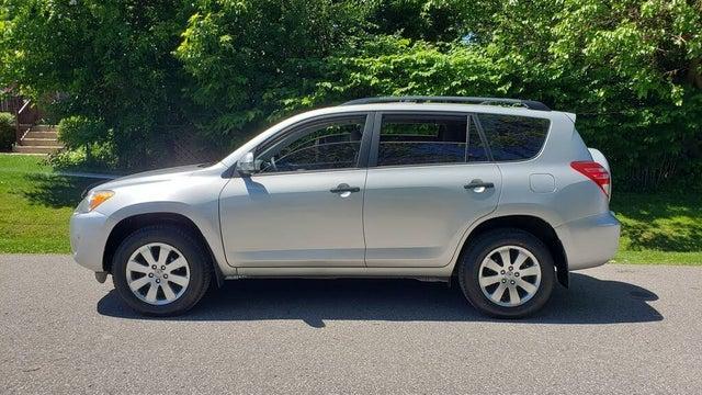2012 Toyota RAV4 Base 4WD