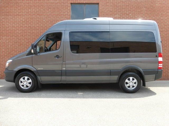 2014 Mercedes-Benz Sprinter 2500 144 WB Passenger Van