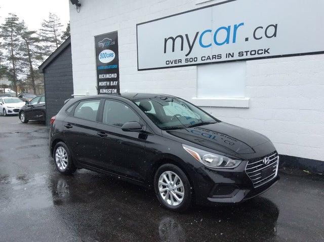 2020 Hyundai Accent Preferred Hatchback FWD