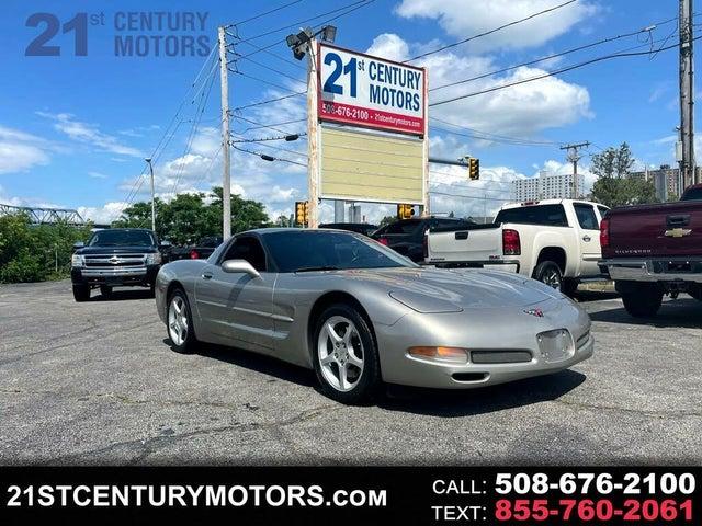 2000 Chevrolet Corvette Hardtop Coupe RWD