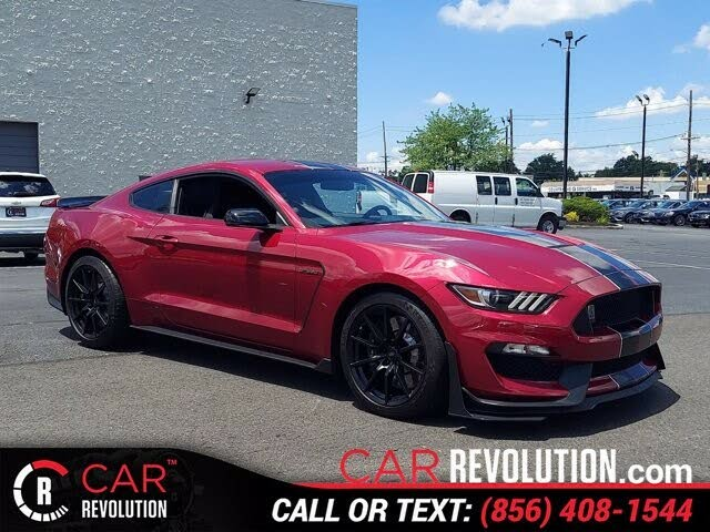 2018 Ford Mustang Shelby GT350 R Fastback RWD