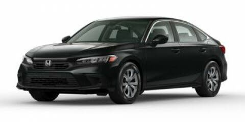 2022 Honda Civic LX FWD