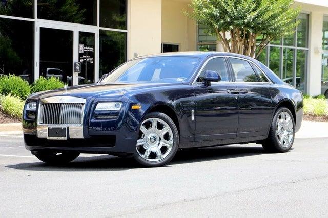 2013 Rolls-Royce Ghost Sedan