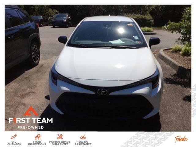 2020 Toyota Corolla Hatchback SE Nightshade Edition FWD