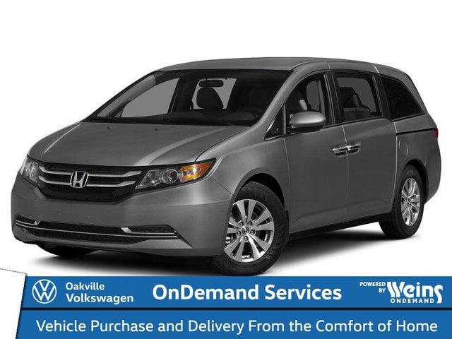 2014 Honda Odyssey EX FWD with DVD
