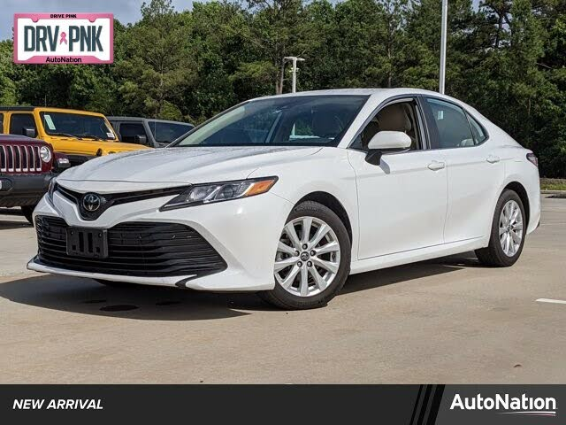 2019 Toyota Camry LE FWD