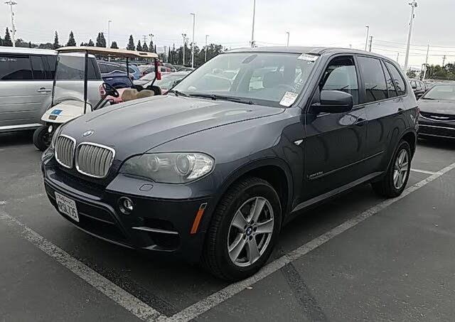 2011 BMW X5 xDrive35d AWD