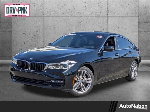 2018 BMW 6 Series Gran Turismo 640i xDrive AWD