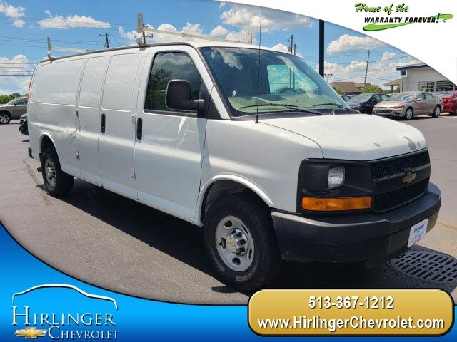 2012 Chevrolet Express Cargo 2500 Extended RWD