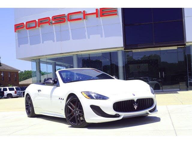 2013 Maserati GranTurismo Sport Convertible RWD