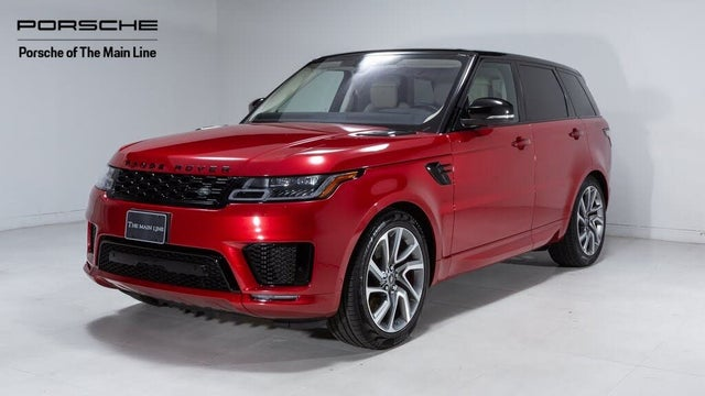 2018 Land Rover Range Rover Sport V6 HSE Dynamic 4WD