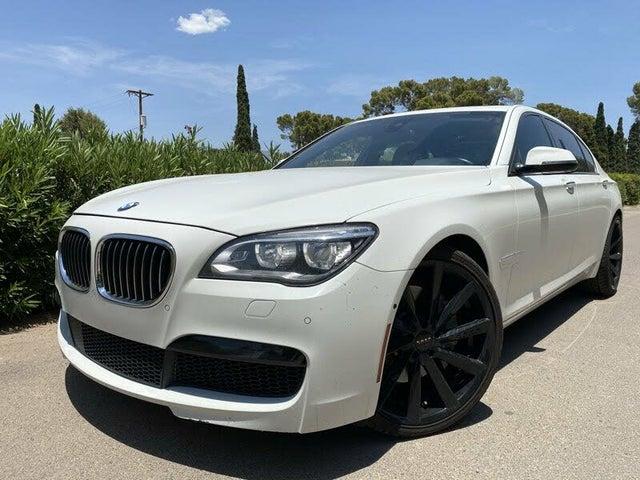2015 BMW 7 Series Alpina B7 LWB RWD