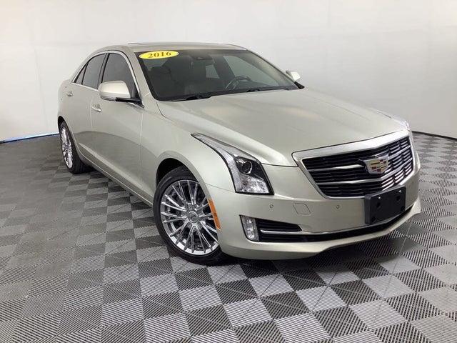 2016 Cadillac ATS 2.0T Performance AWD