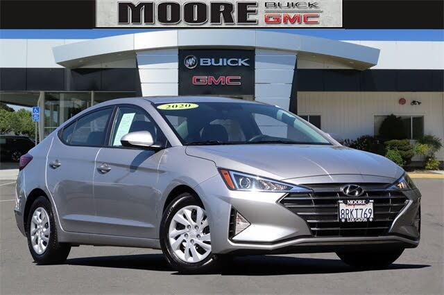2020 Hyundai Elantra SE Sedan FWD