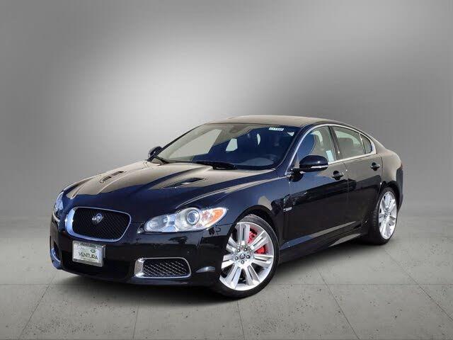 2011 Jaguar XF XFR RWD
