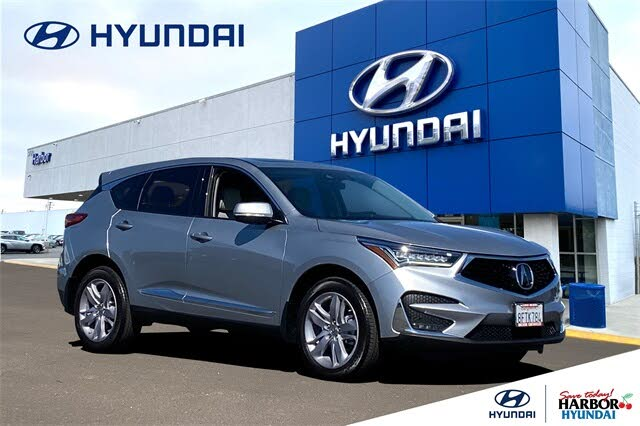 2019 Acura RDX FWD with Advance Package