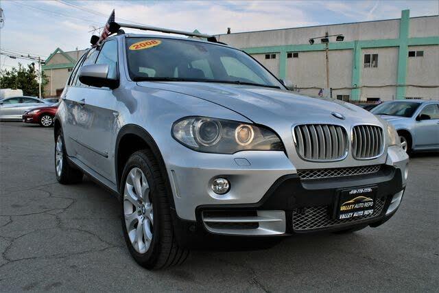 2008 BMW X5 4.8i AWD