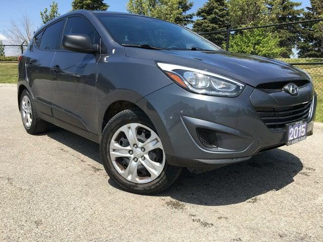 2015 Hyundai Tucson GL AWD
