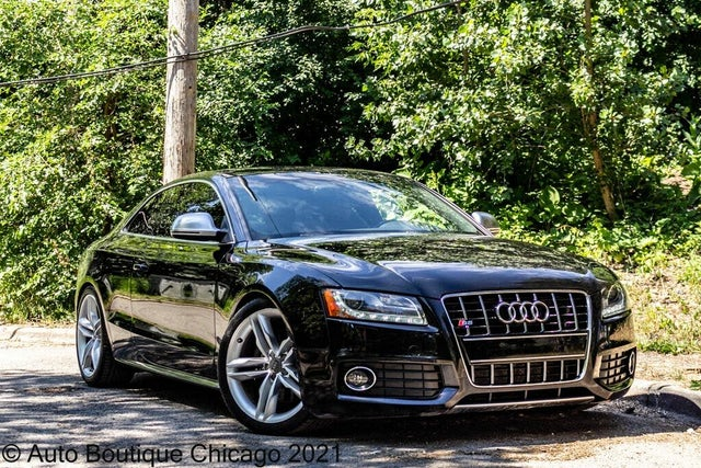 Used Audi S5 With Manual Transmission For Sale Cargurus