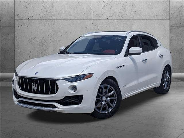 2018 Maserati Levante GranLusso 3.0L