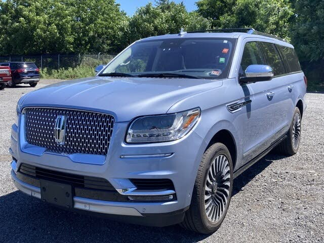 2020 Lincoln Navigator L Black Label 4WD