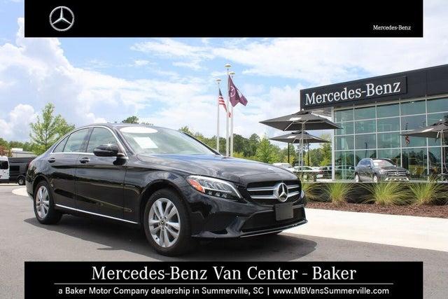 2019 Mercedes-Benz C-Class C 300 4MATIC AWD