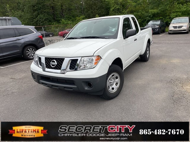 2013 Nissan Frontier S King Cab