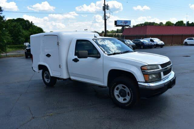 2009 Chevrolet Colorado Work Truck RWD