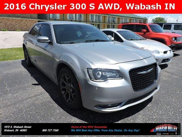 2016 Chrysler 300 S AWD